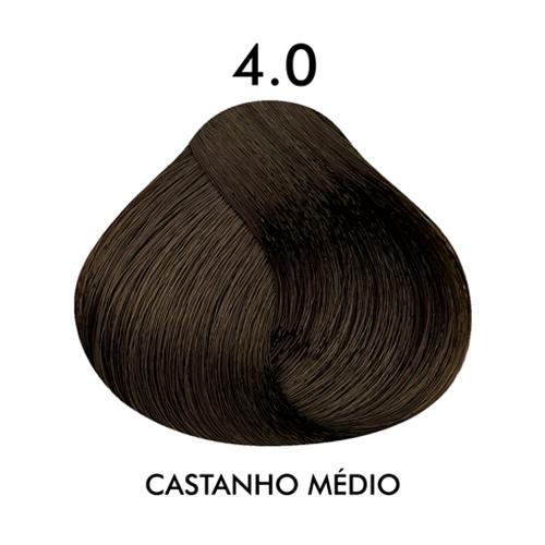 Coloração CKamura Castanho Medio 4.0 50g
