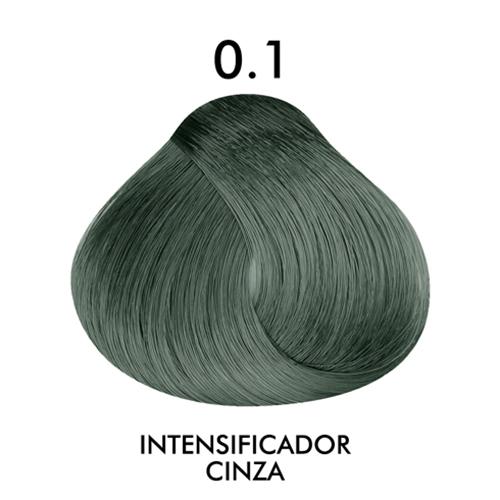 Coloração CKamura Intensificador Cinza 0.1 50g