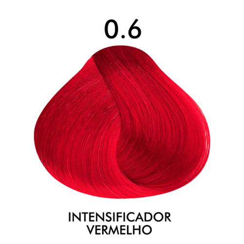 Coloração CKamura Intensificador Vermelho 0.6 50g