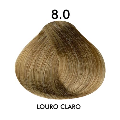 Coloração CKamura Louro Claro 8.0 50g