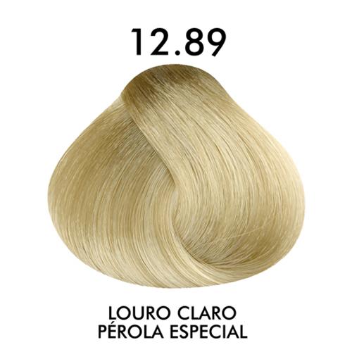 Coloração CKamura Louro Claro Pérola Especial 12.89 50g