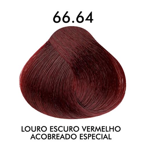 Coloração CKamura Louro Escuro Vermelho Acobreado Especial 66.64 50g