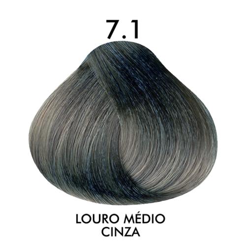 Coloração CKamura Louro Medio Cinza 7.1 50g