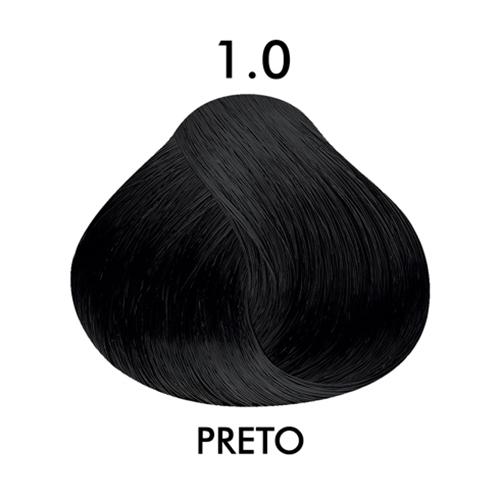 Coloração CKamura Preto 1.0 50g