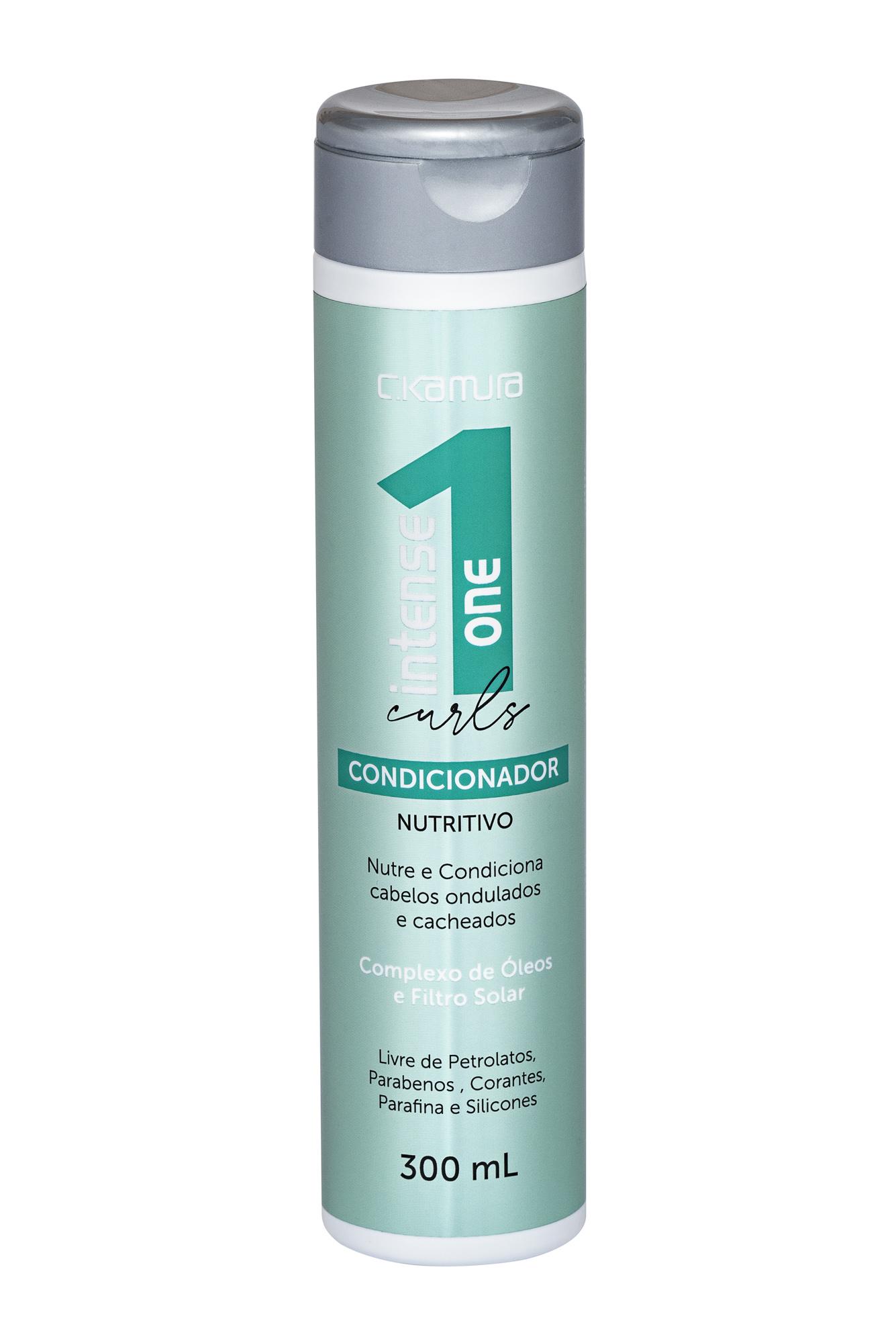 Condicionador Intense One Curls CKamura 300ml