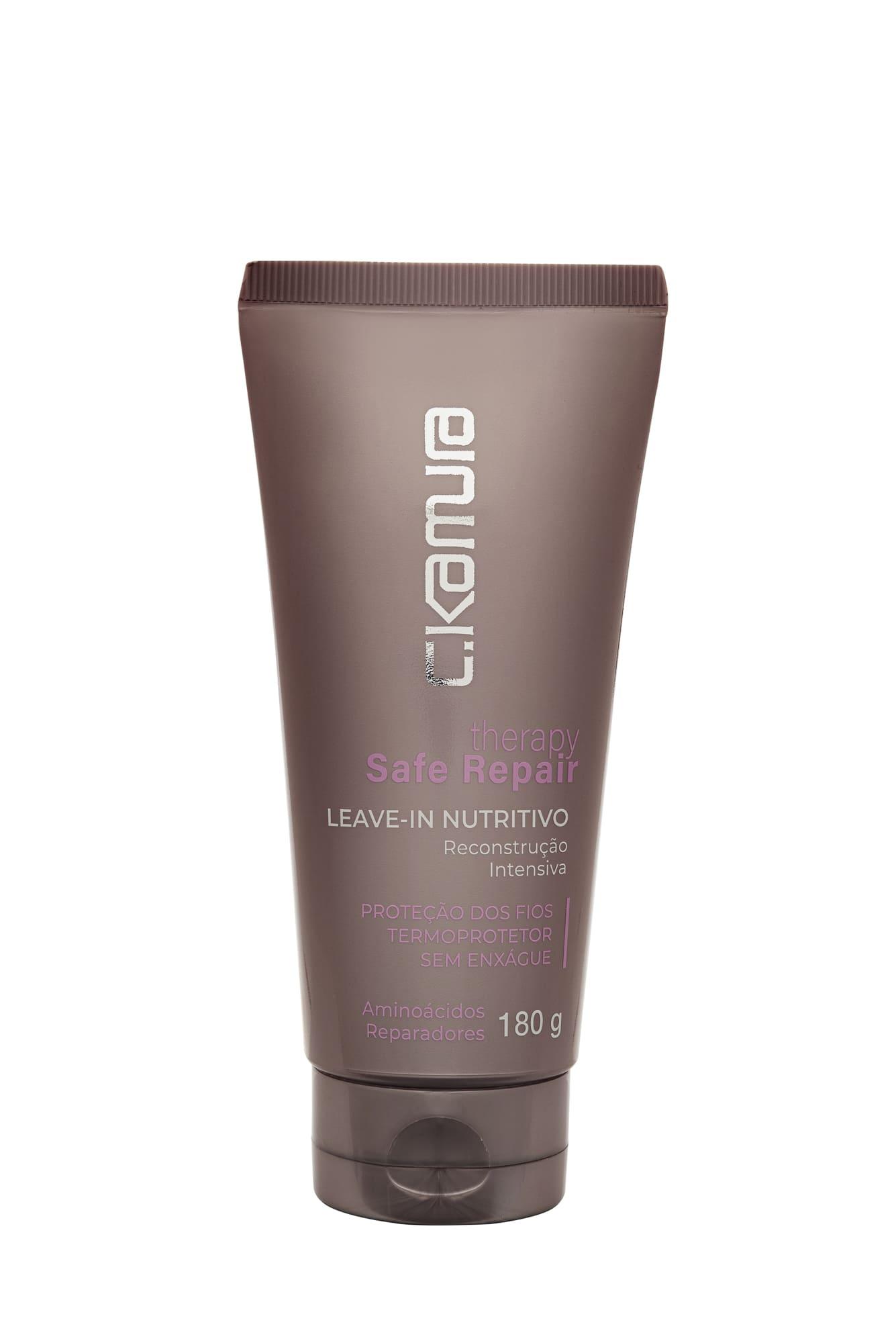Leave-In Nutritivo Termoprotetor Therapy 180G