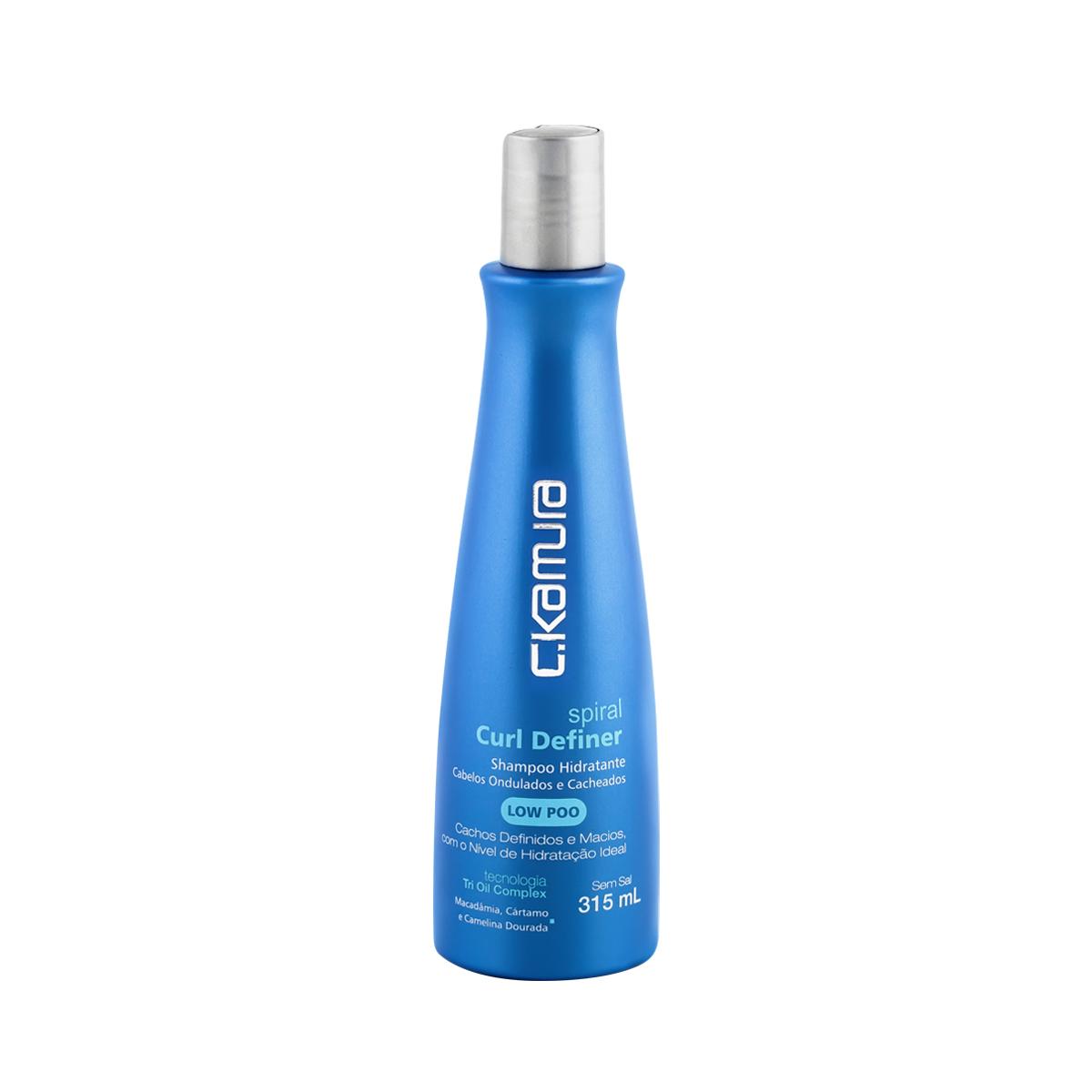Shampoo Spiral Ckamura 315 ML