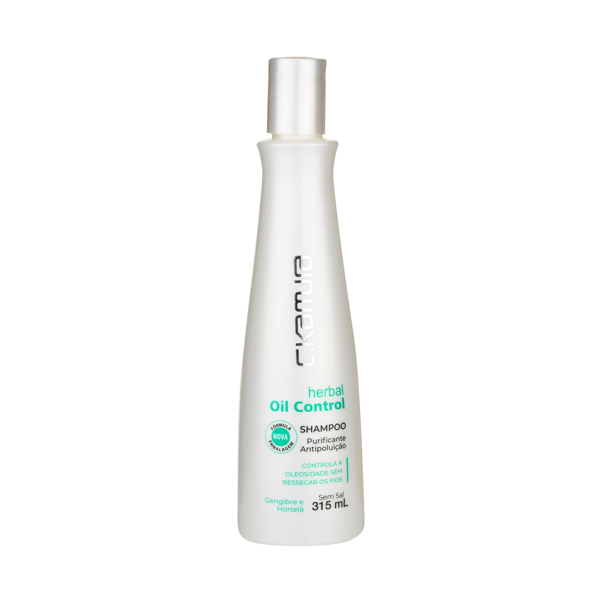 Shampoo Purificante CKamura Herbal 315 Ml