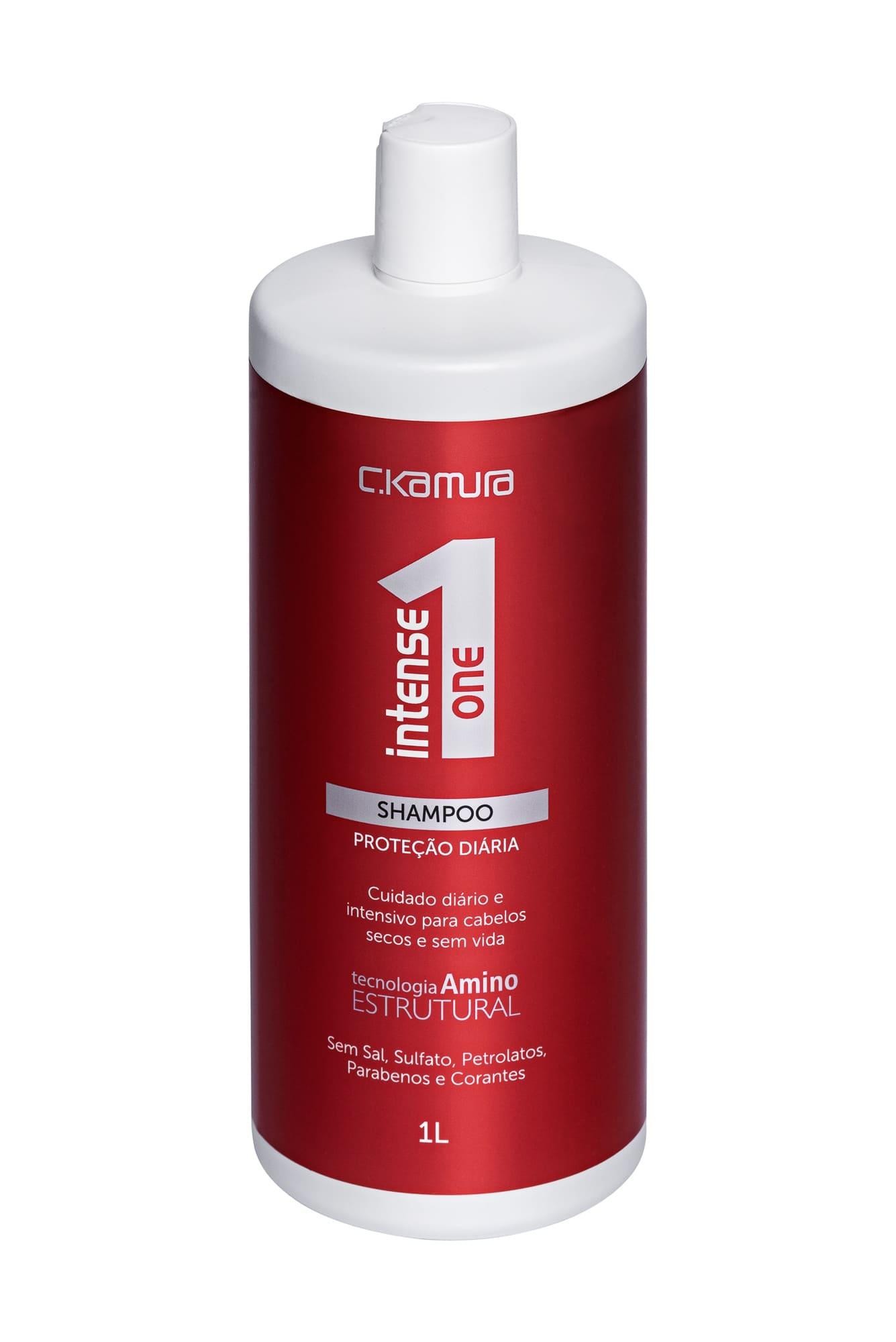 Shampoo Sulfate Free Intense One 1 L