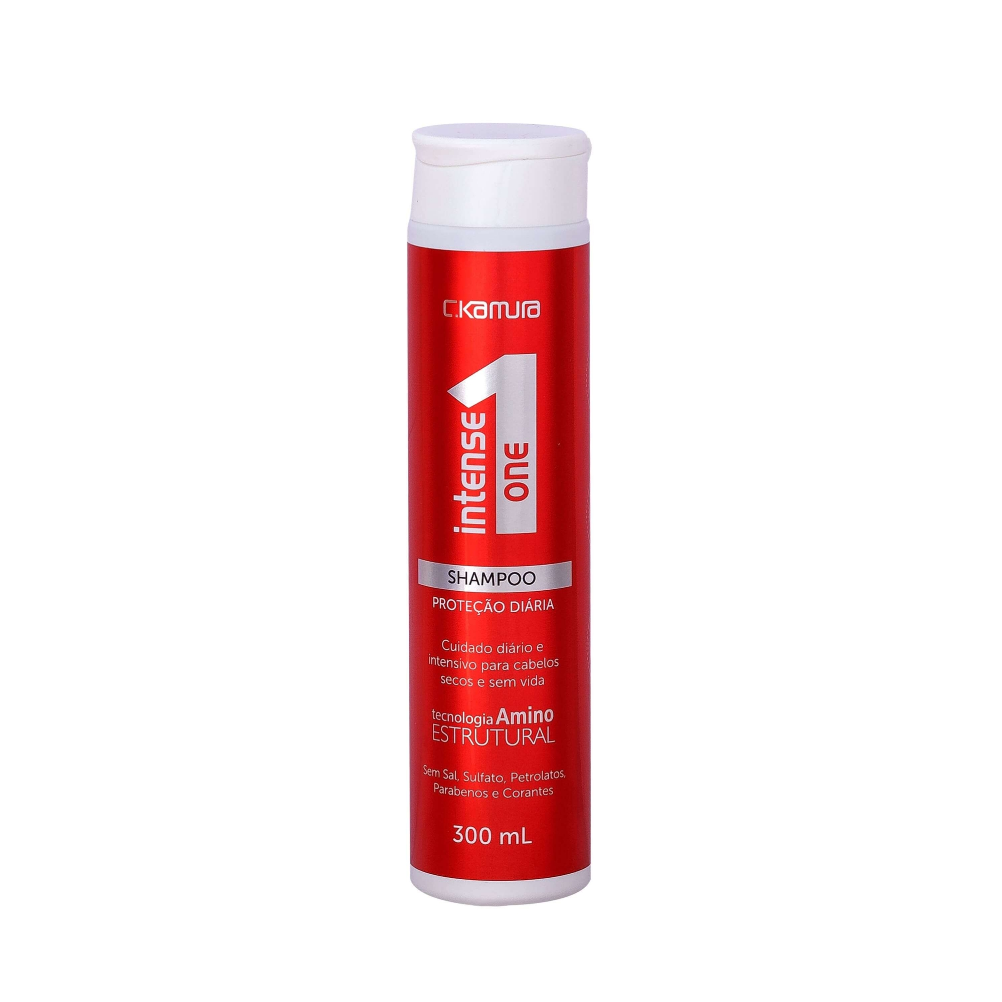 Shampoo Sulfate Free Intense One CKamura 300 Ml