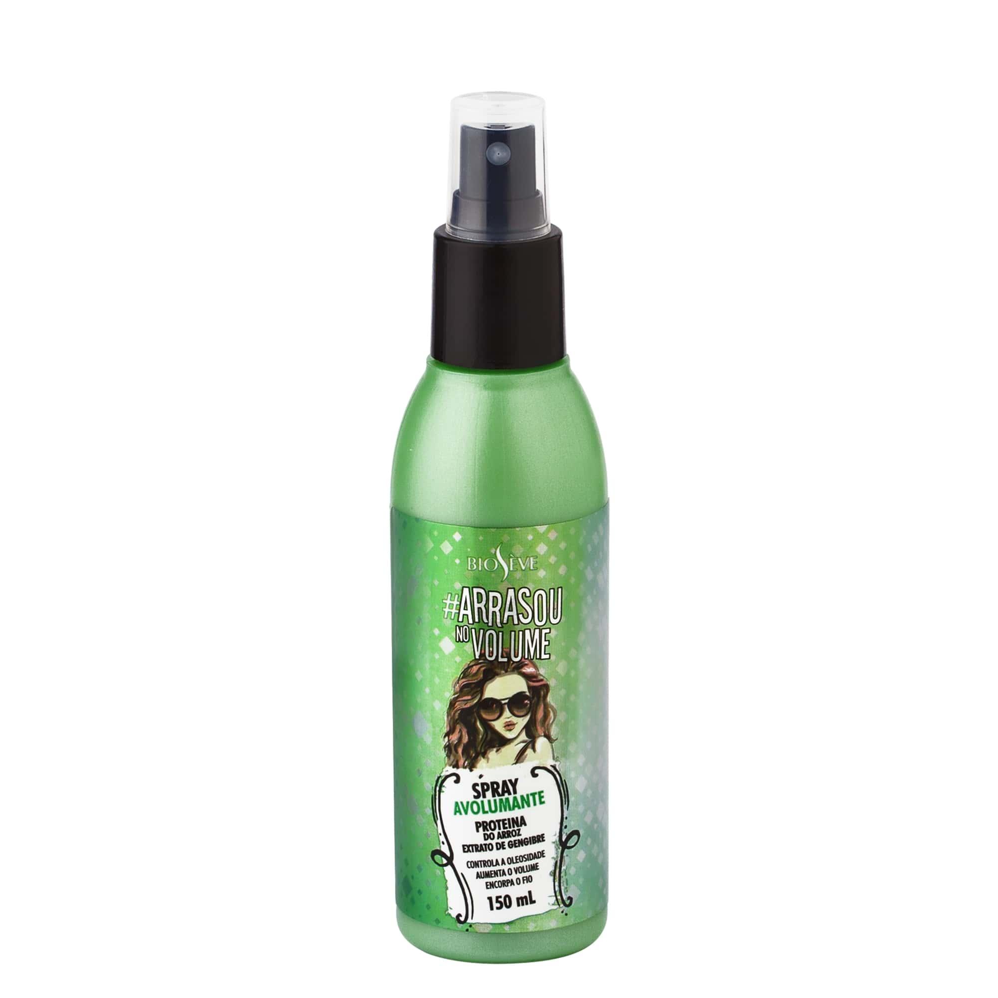 Spray Avolumante Arrasou No Volume Bioseve 150ml