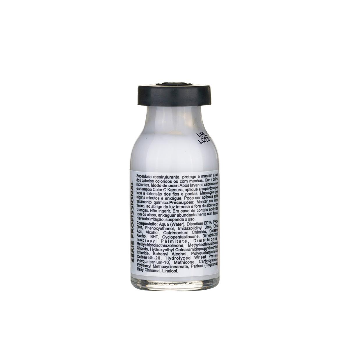 Superdose Reestruturante CKamura Radiant Shine 15Ml