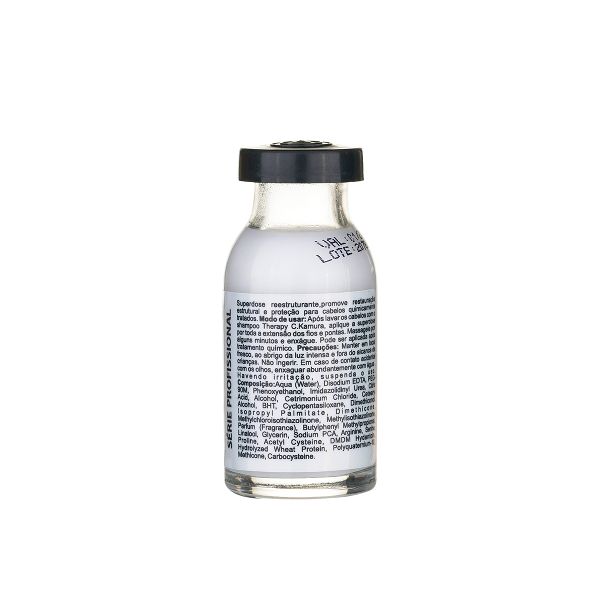 Superdose Reestruturante CKamura Safe Repair 15 Ml