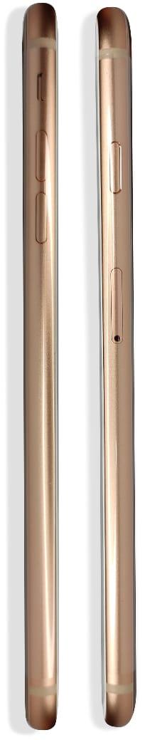 Iphone 8 Plus Dourado 64GB Bateria 100% - Vitrine