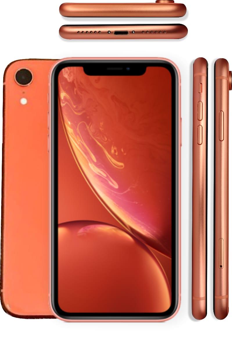 Iphone XR Coral 64GB Bateria 90% - Vitrine