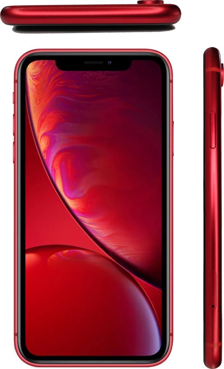 Iphone XR Vermelho 64GB Bateria 86% - Vitrine