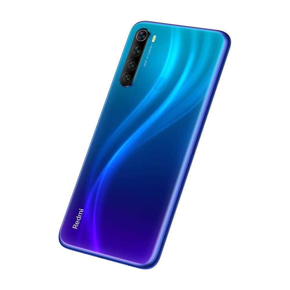 Redmi Note 8 (2021) Neptune Blue 4GB RAM / 128GB ROM