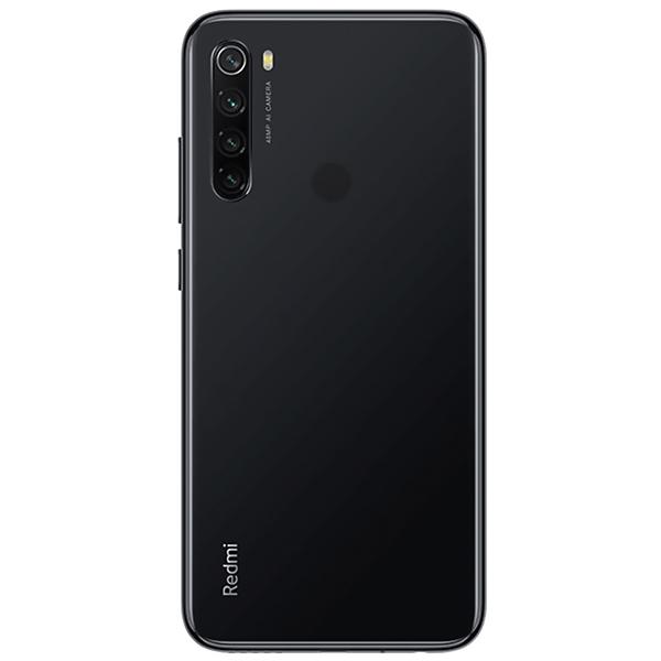 Redmi Note 8 (2021) Space Black 4GB RAM / 64GB ROM