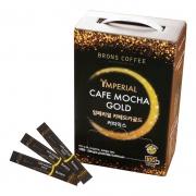 CAFE INSTANTÂNEO MIX MOCHA GOLD IMPERIAL 1,2 KG (100 SACHES DE 12G)