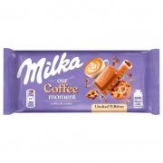 CHOC. MILKA COFFE COOKIE 100G