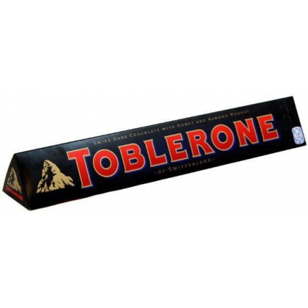 CHOC TOBLERONE DARK 100G  MONDELEZ