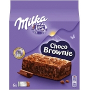 CHOCO BROWNIE 150GR MILKA