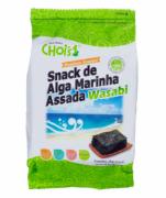 SEAWEED SNACK ALGA MARINHA  ASSADA WASABI 10G
