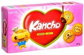 BISC  KANCHO BOX 42G LOTTE
