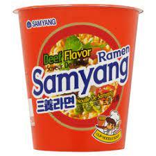 CUP 65G  MAC  INST  SAMYANG RAMYUN