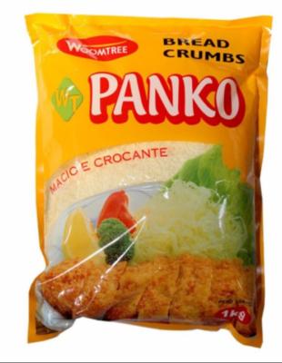 FARINHA PANKO 1KG - BREAD CRUMBS