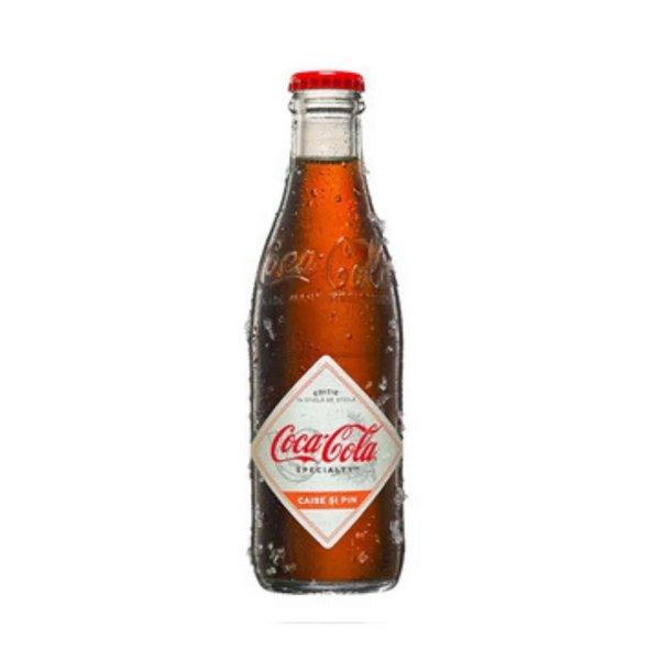 REF COCA-COLA  SPECIALTY APRICOT PINE -250ml