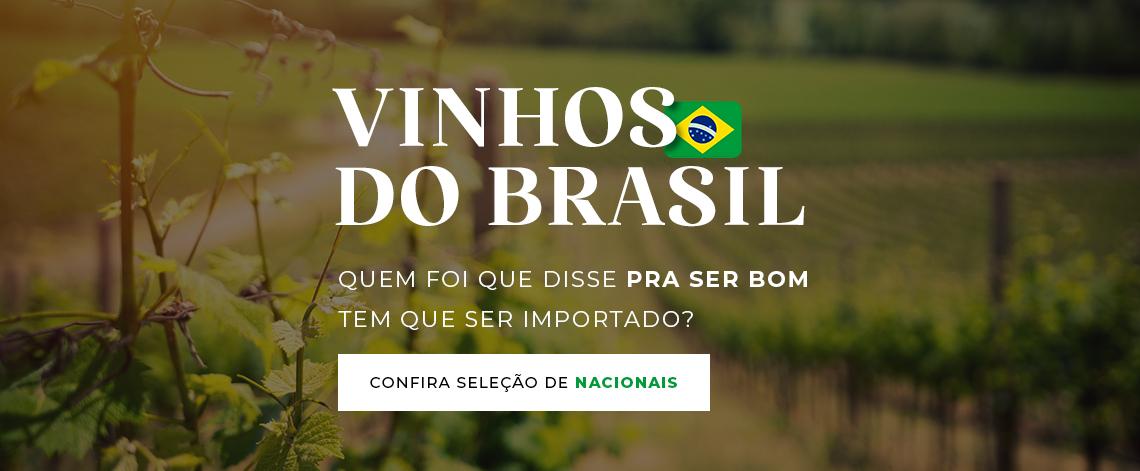 Vinhos do Brasil!