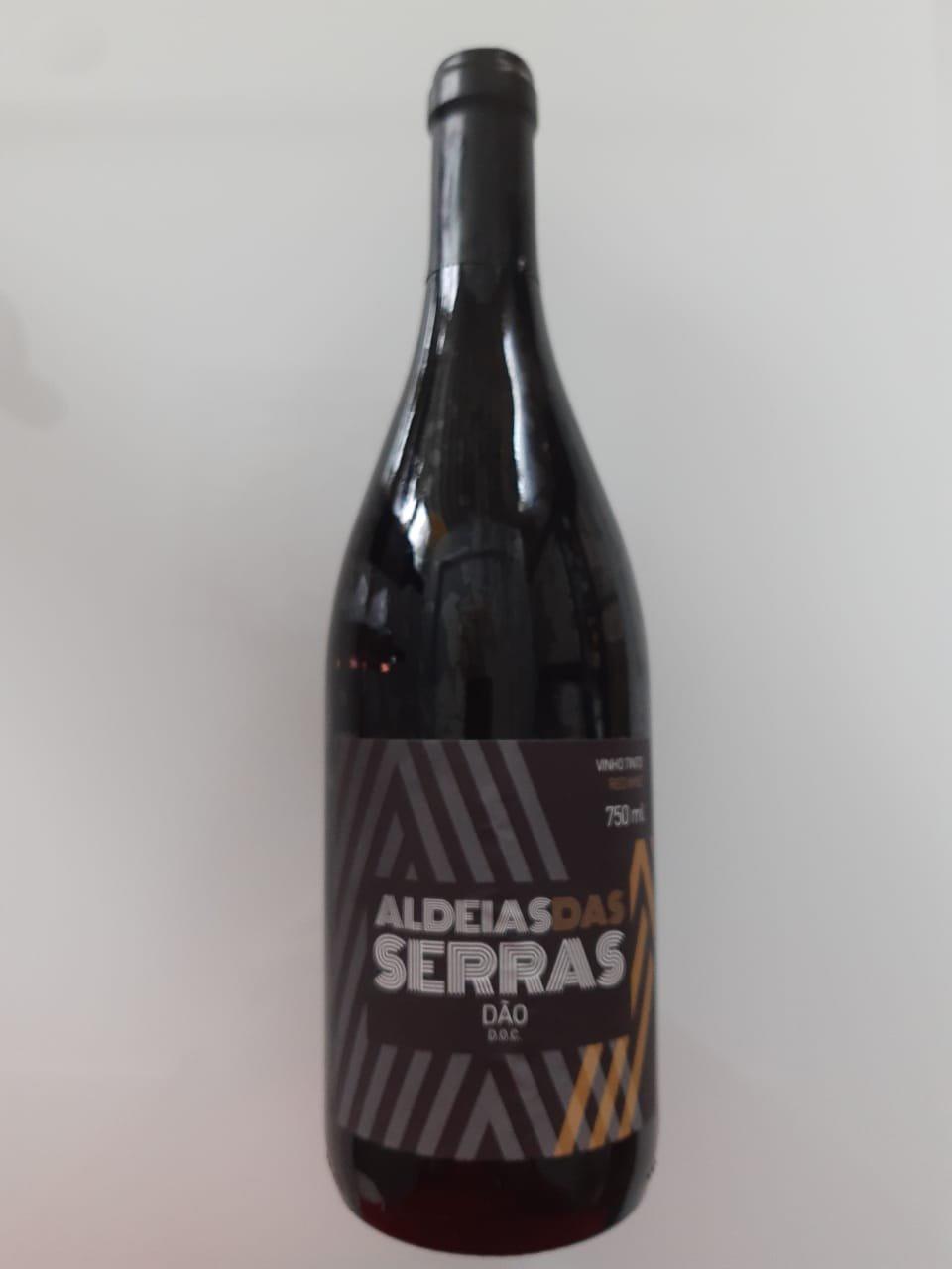 Vinho Aldeias Das Serras DOC Tinto 750ml