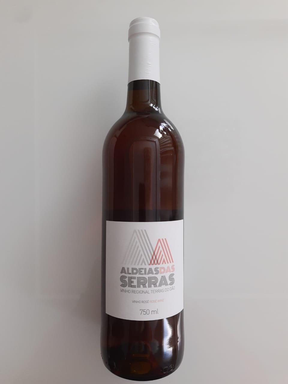 Vinho Aldeias Das Serras Rosé 750ml