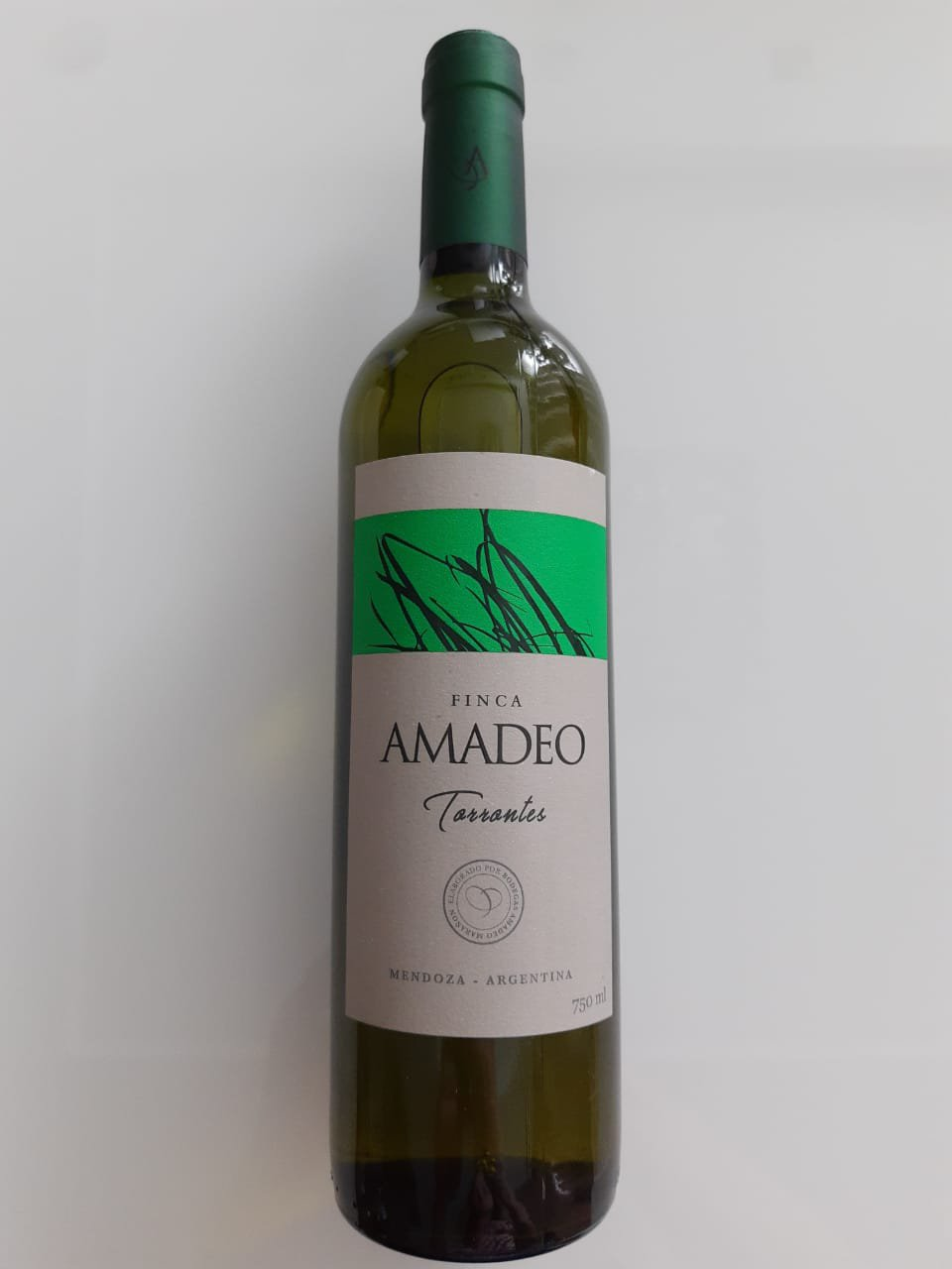 Vinho Amadeo Terrontes 750ml