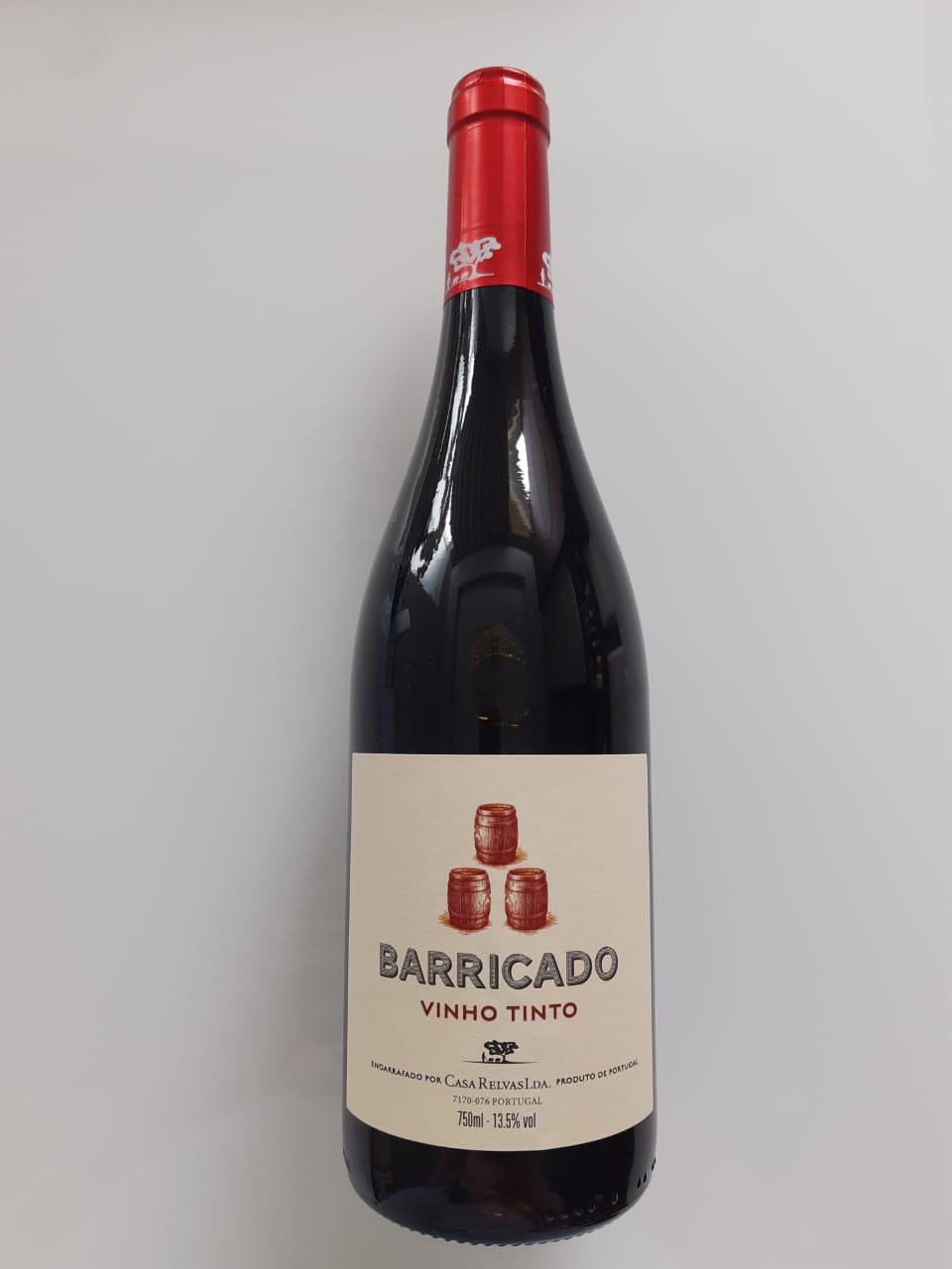 Vinho Barricado 750ml