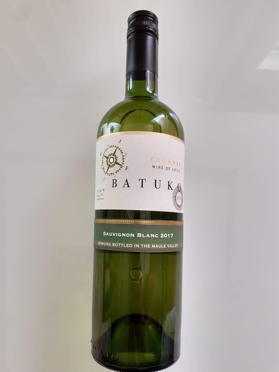Vinho Batuko Classic Sauvignon Blanc 750ml