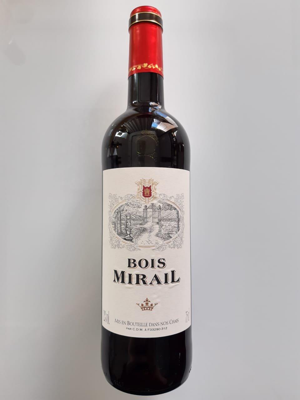Vinho Bois Mirail Tinto 750ml