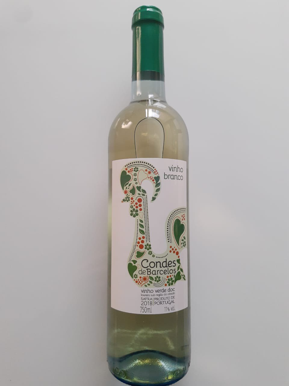Vinho Condes De Barcelos Vinho Verde 750ml