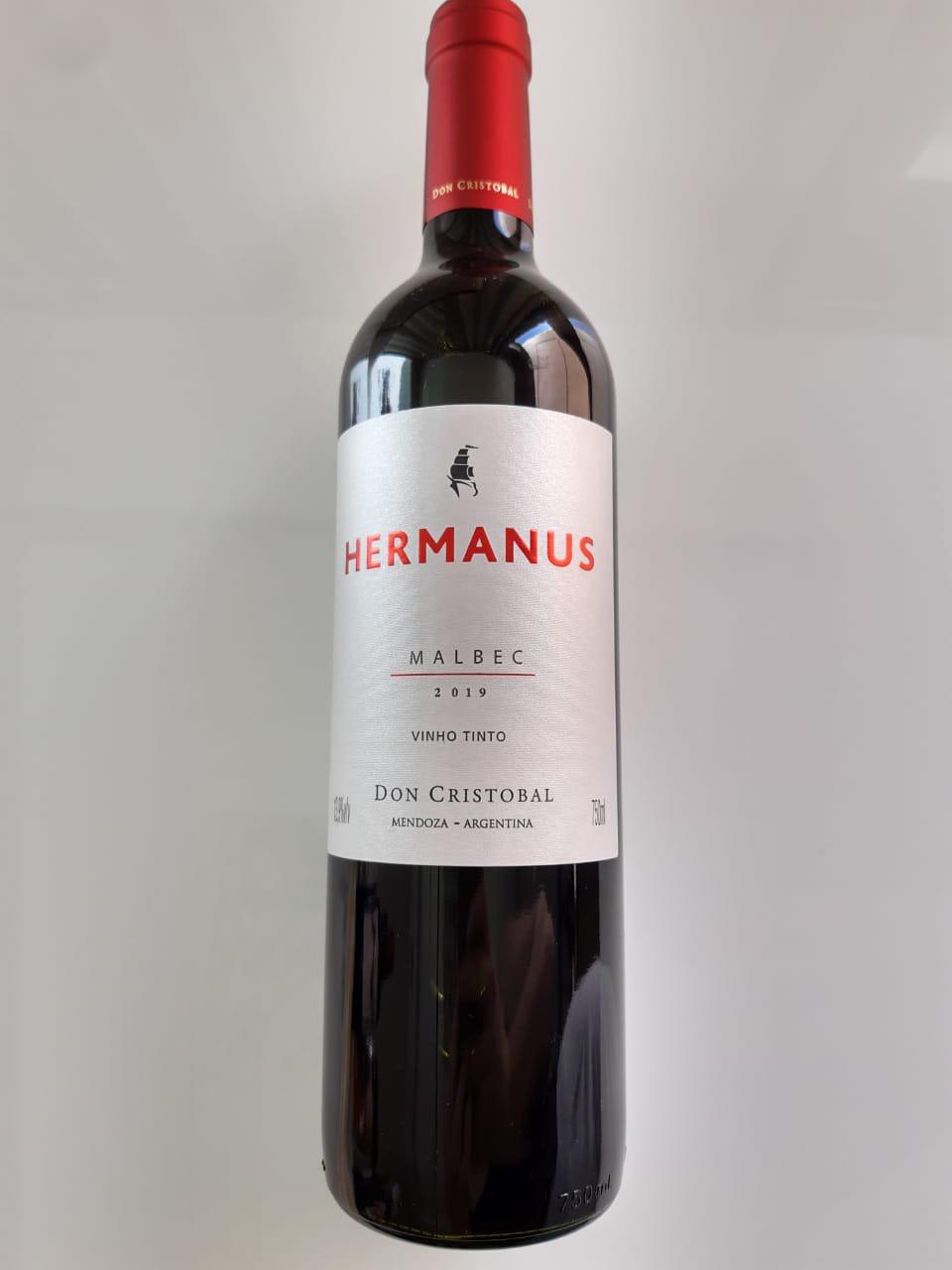 Vinho Hermanus Malbec 750ml