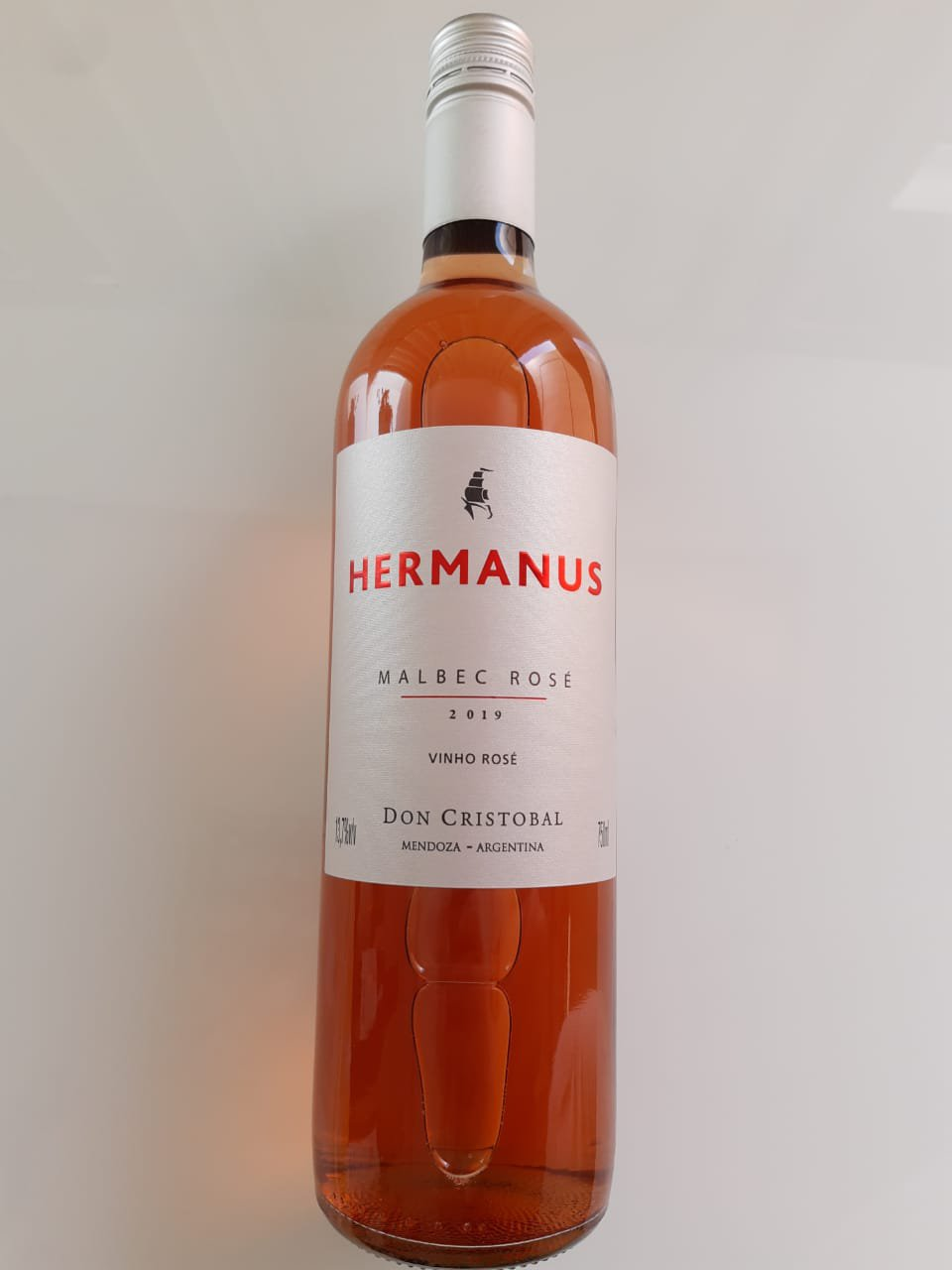 Vinho Hermanus Malbec Rosé 750ml