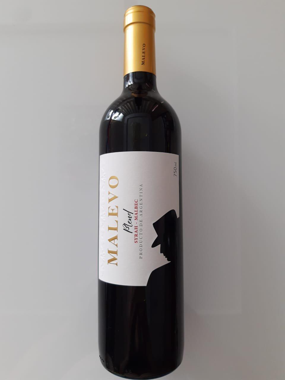 Vinho Malevo Syrah-Malbec 750ml