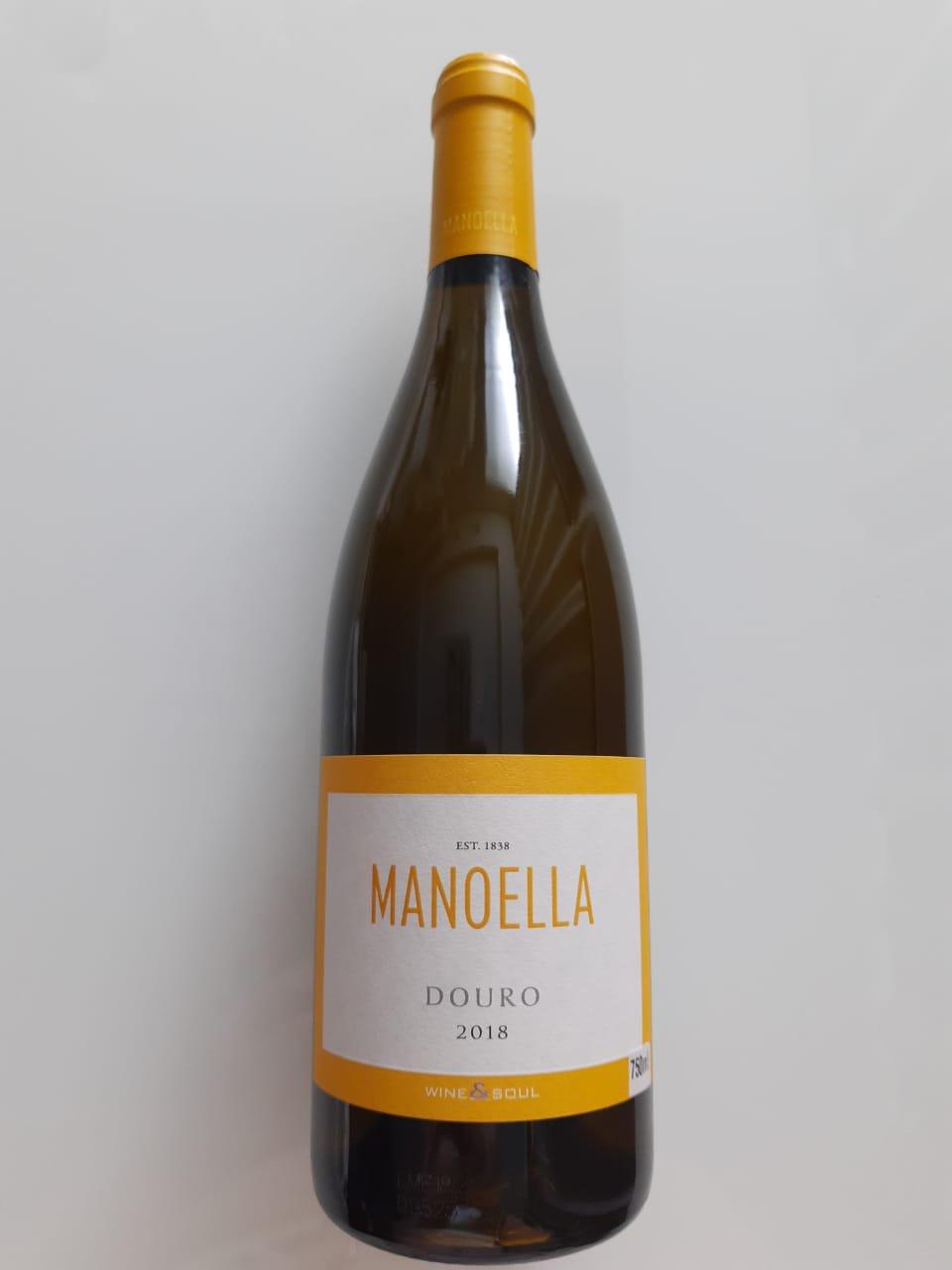 Vinho Manoella Branco 750ml