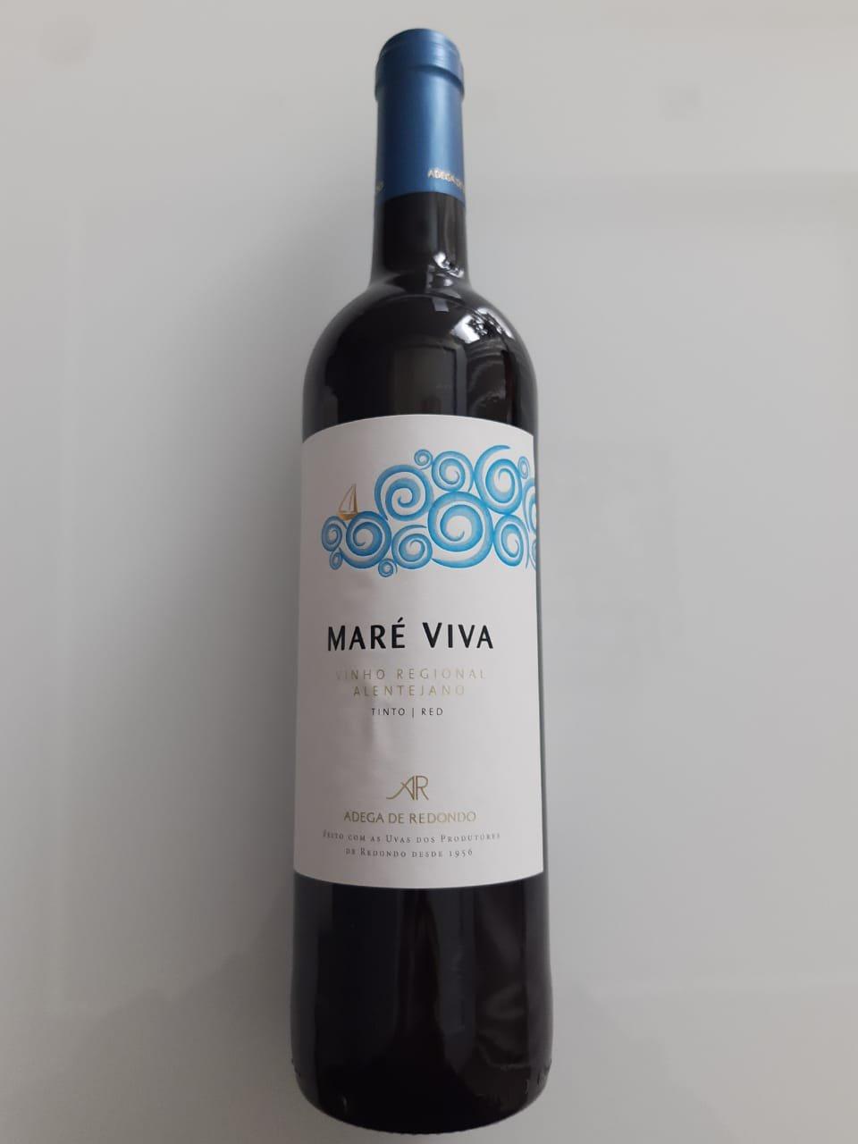 Vinho Maré Viva Tinto 750ml