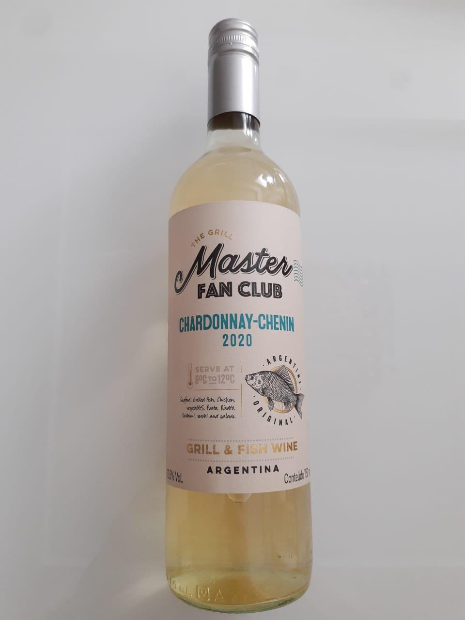 Vinho Master Fan Club Branco 750ml