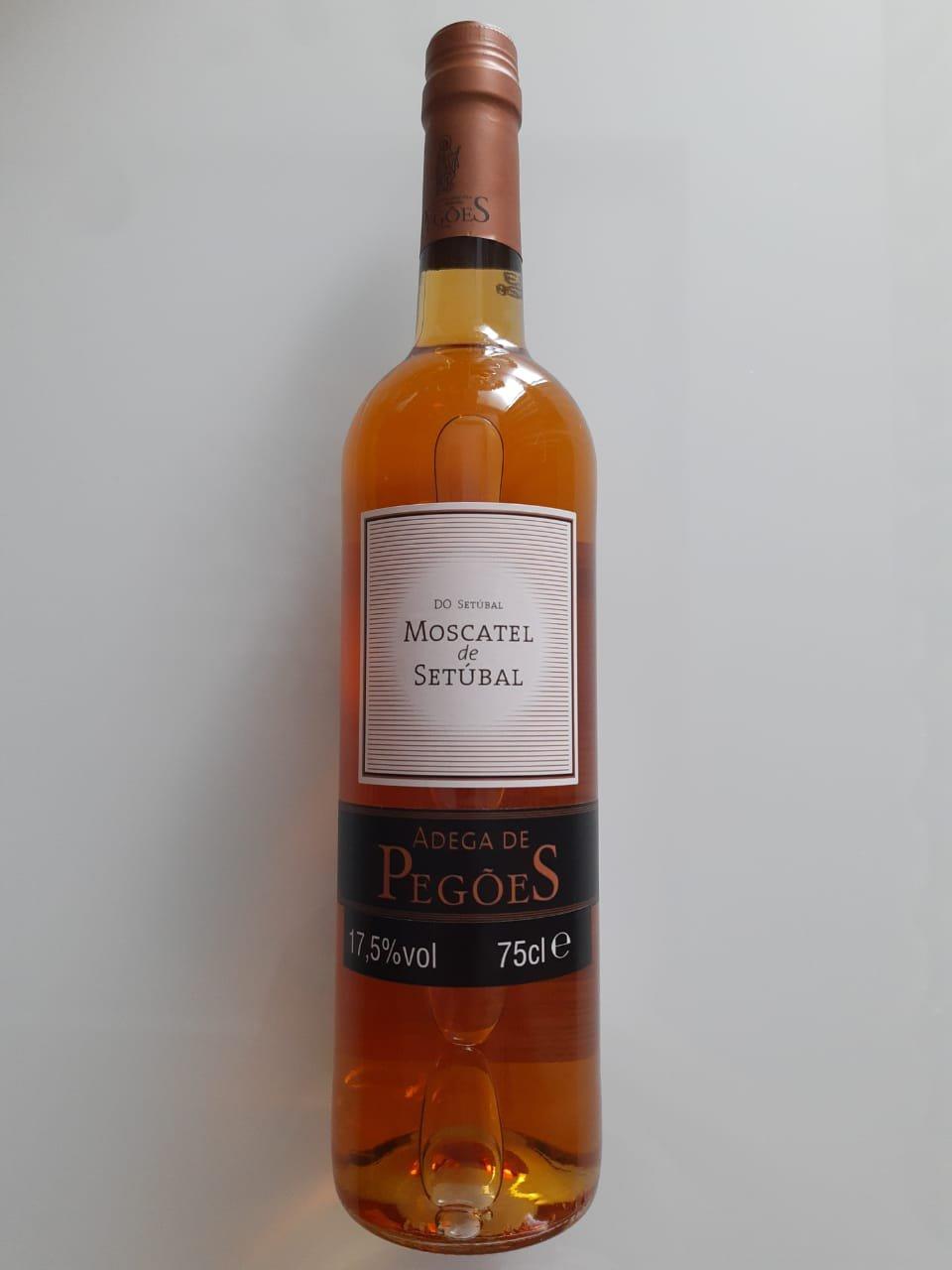 Vinho Moscatel De Setúbal Adega De Pegões 750ml