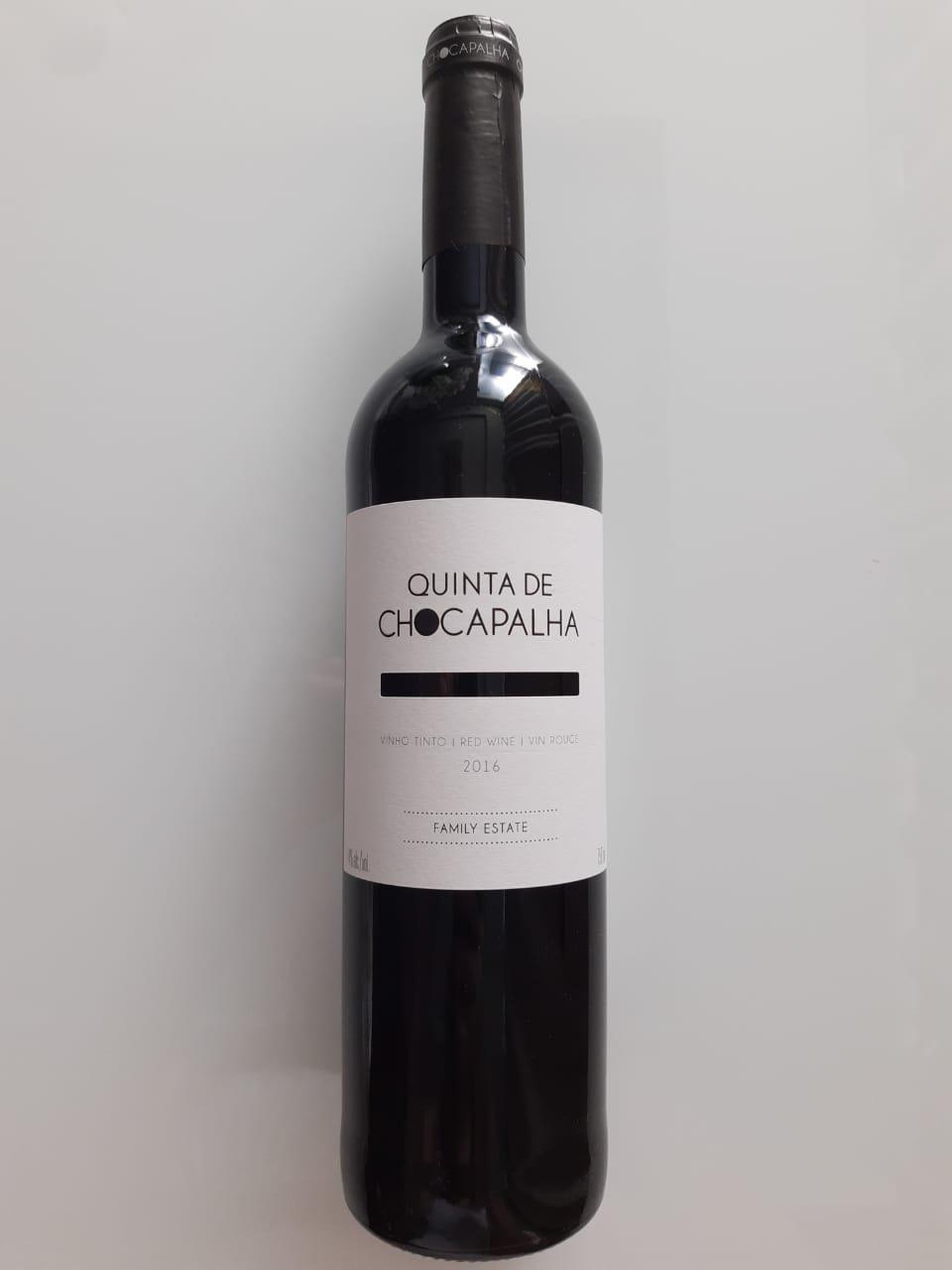Vinho Quinta De Chocapalha Family Estate 750ml
