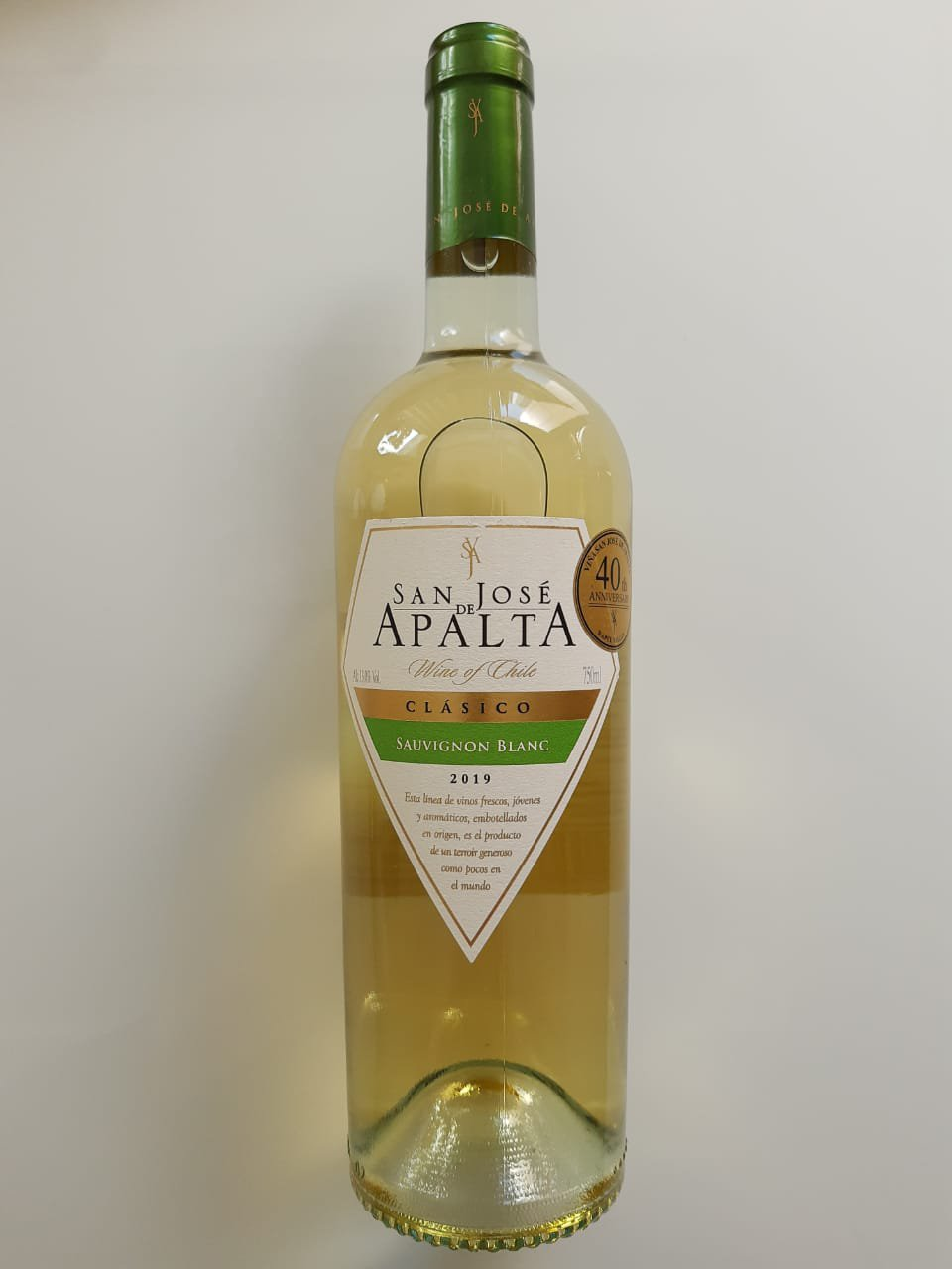Vinho San José De Apalta Clássico Sauvignon Blanc 750ml