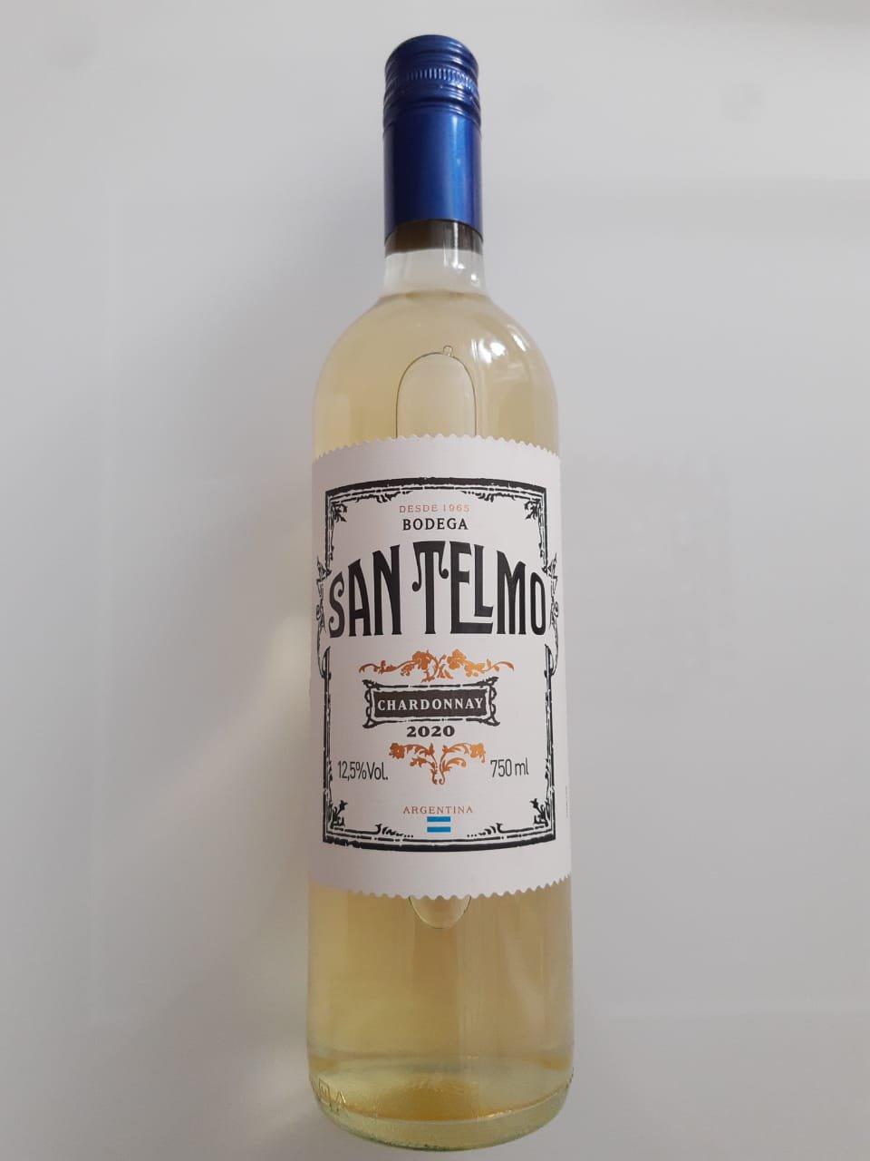 Vinho San Telmo Chardonnay 750ml