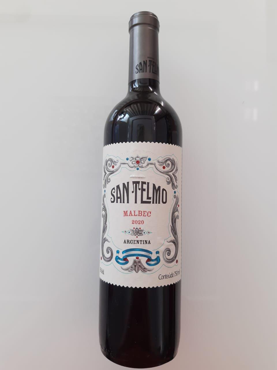 Vinho San Telmo Malbec 750ml